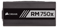 Corsair Enthusiast RMi RM850i 850W, 80 PLUS Gold, Fully modular, 135mm, 7YW Barošanas bloks, PSU