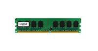 CRUCIAL MEMORY DIMM 1GB PC5300 DDR2/CT12864AA667 operatīvā atmiņa