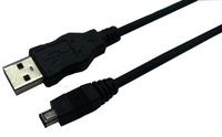 ACC USB 2.0 Slot 2x 5 PIN 0.2m karte