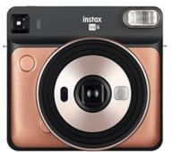 Instax SQ 6 62 x 62 mm Gold (16581408) 16581408 Digitālā kamera