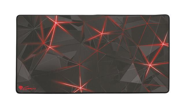 Mousepad Genesis Carbon 500 Maxi Flash 900x450mm peles paliknis