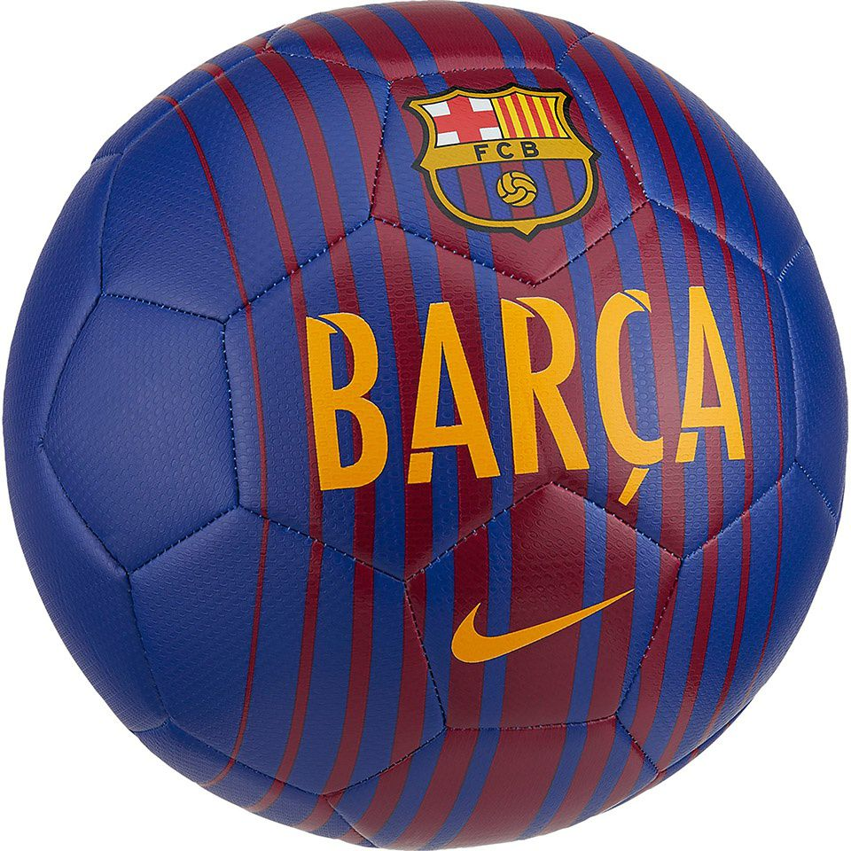 Nike Football FC Barcelona Prestige red. 5 (SC3142-422) bumba