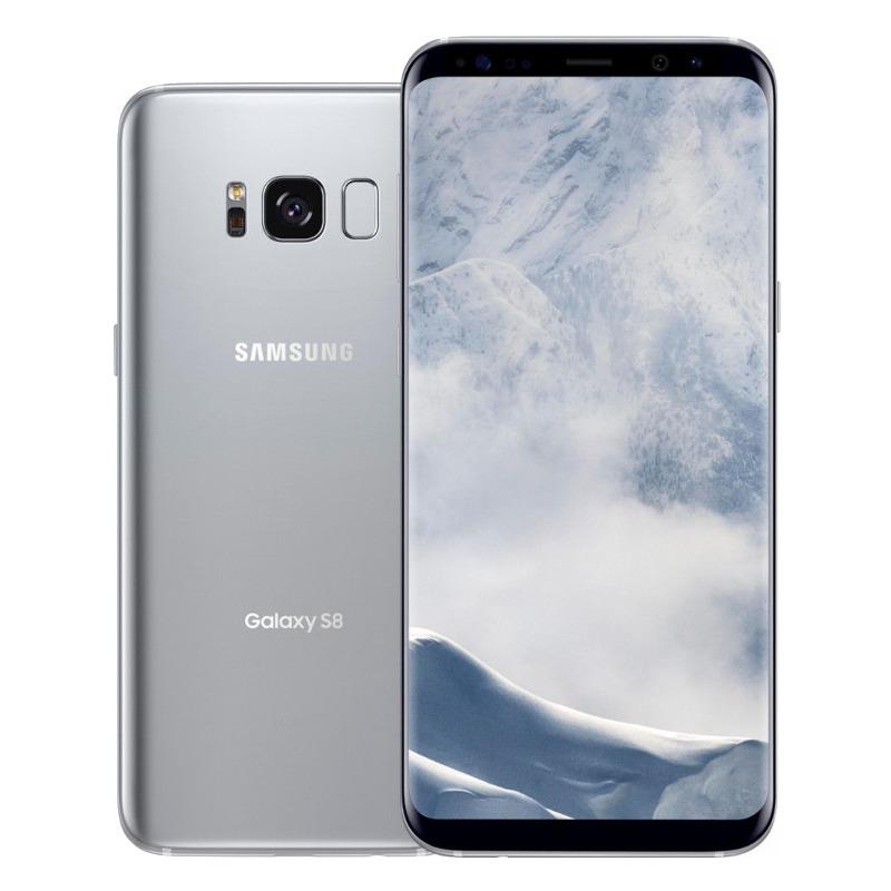 Samsung Galaxy S8 4G 64GB Silver Mobilais Telefons