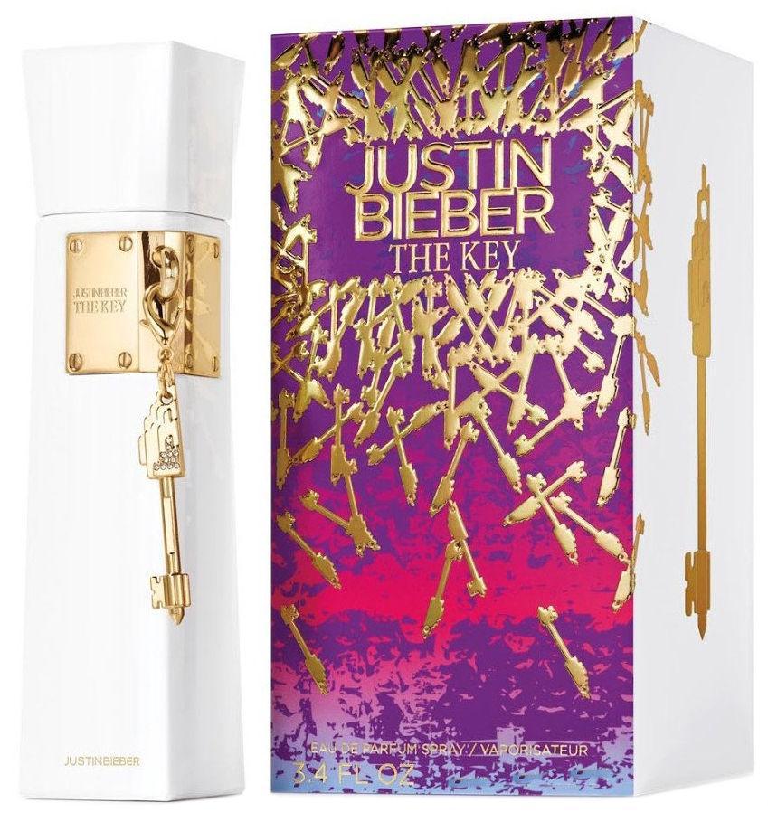 Justin Bieber The Key (EDP,Woman,50ml) T-MLX20723 Smaržas sievietēm