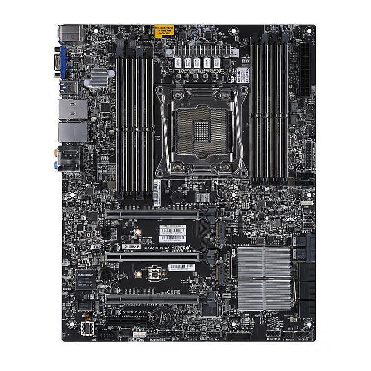 Motherboard Supermicro MBD-X11SRA-F-O (LGA 2066; 8x DDR4 SDRAM; ATX) MBD-X11SRA-F-O