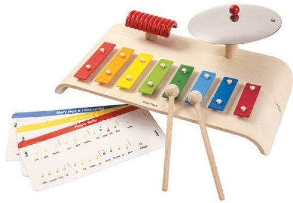 Plan Toys Zestaw muzyczny - 256667 256667