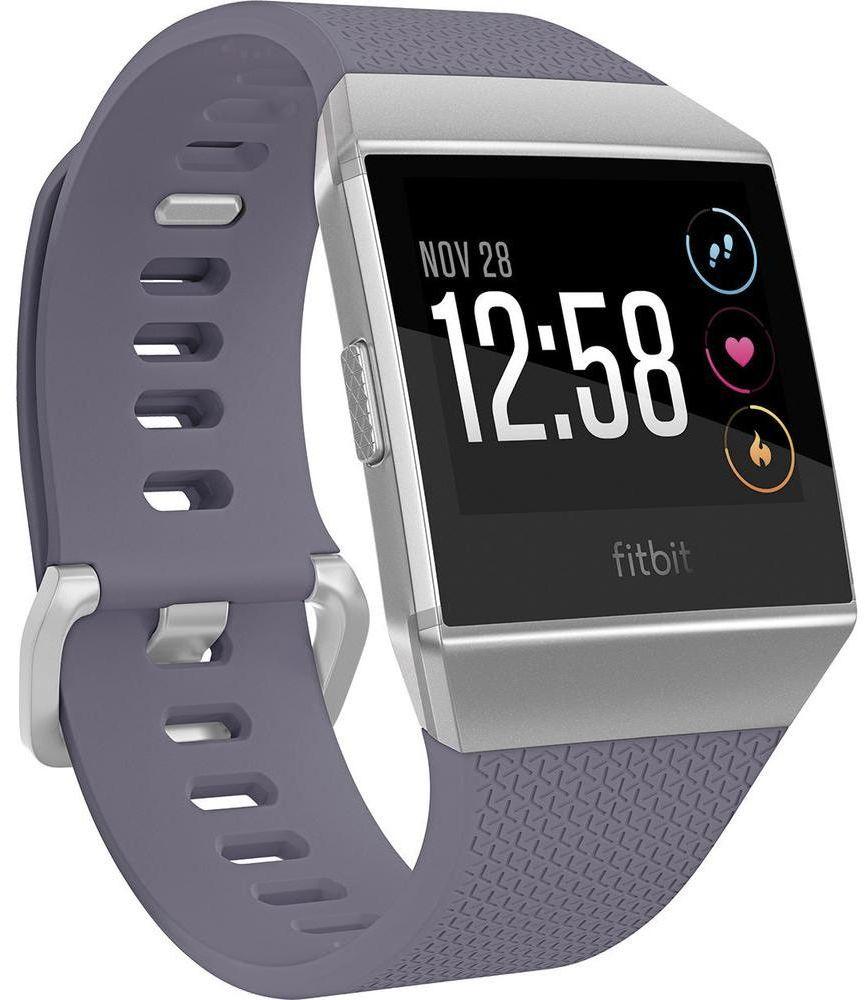 Fitbit Ionic bluegrey/silvergrey Viedais pulkstenis, smartwatch