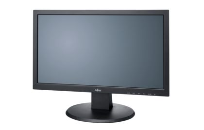 Display E20T-7LED Black S26361-K1538-V161 monitors