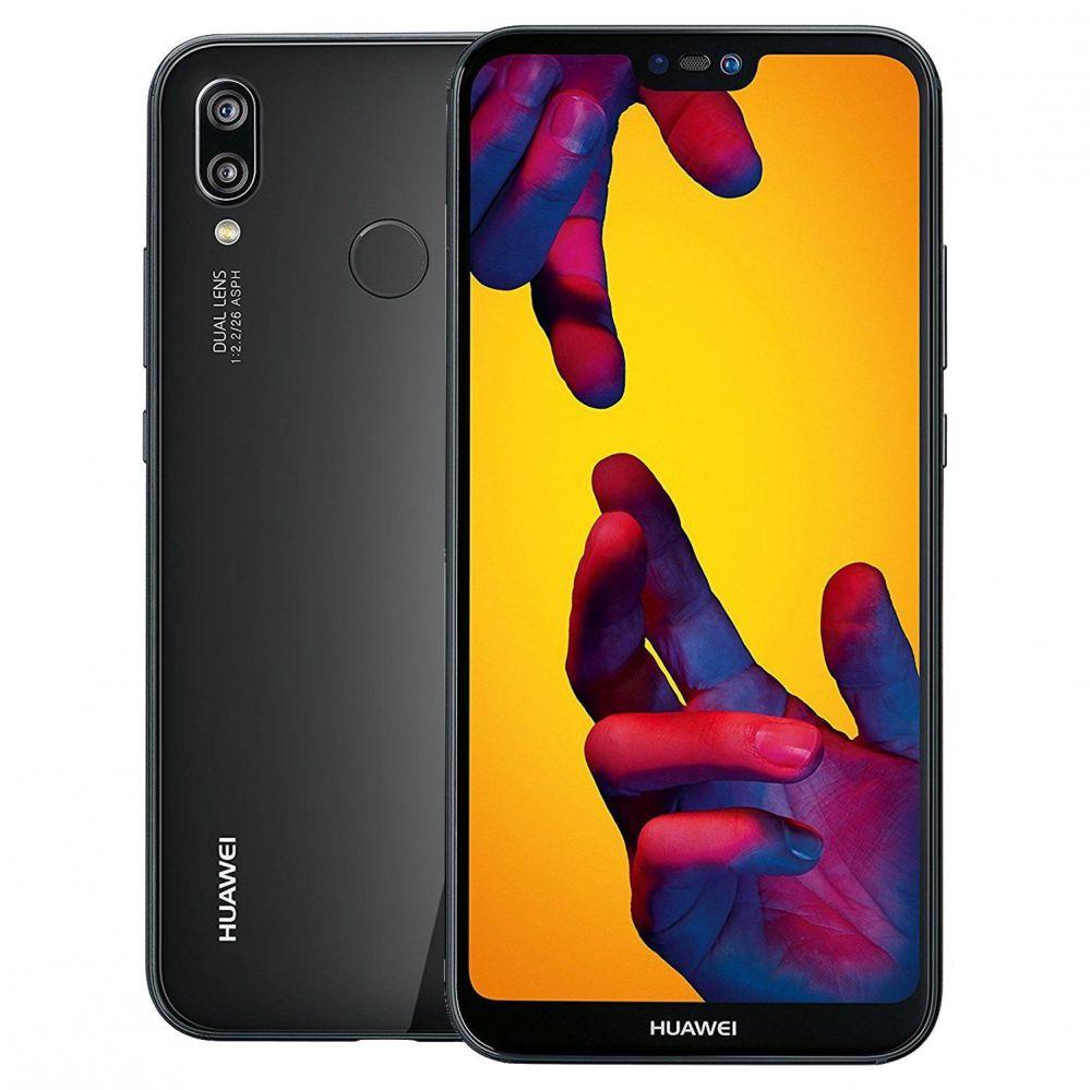 HUAWEI P20 LITE BLACK Mobilais Telefons