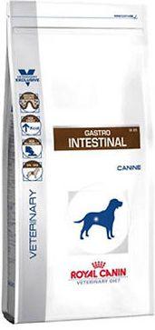 Royal Canin Veterinary Diet Canine Gastro Intestinal GI25 14kg barība suņiem