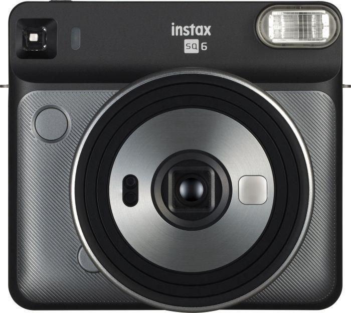 Aparat cyfrowy Fujifilm Instax Square 6 Szary 16581410 Digitālā kamera