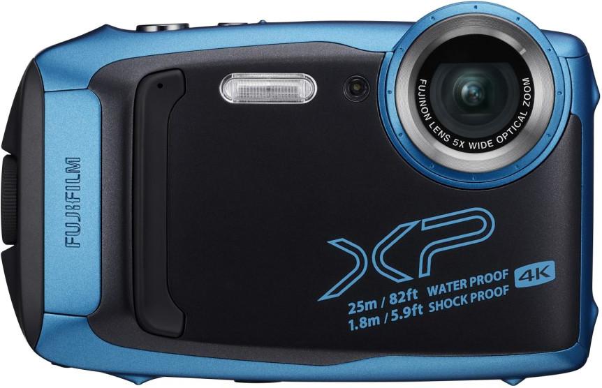 Fujifilm FinePix XP140, zils 4547410397826 4547410397826 Digitālā kamera