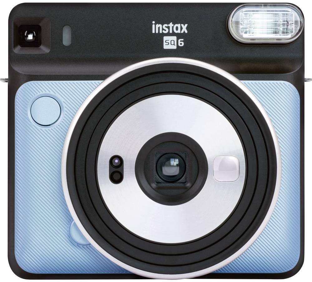 Fujifilm Instax SQ6, ūdens zils + fotomateriāls 4741326404658 4741326404658 Digitālā kamera