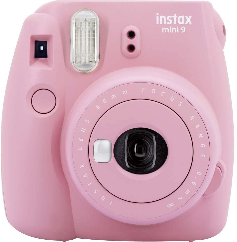 Fujifilm Instax Mini 9, zeltrozā + Instax Mini fotomateriāls 4260576530738 4260576530738 Digitālā kamera