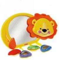 Fisher Price Usmiechniety lew z lusterkiem (FP0339) FP0339
