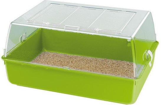 Ferplast Mini Duna Multy - cage for a hamster mix of colors grauzējiem