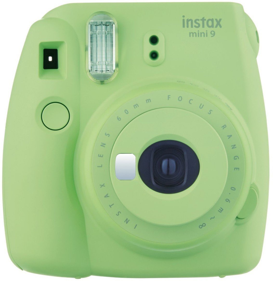 Fujifilm Instax Mini 9, laima zaļš + Instax Mini papīrs 4260074174793 4260074174793 Digitālā kamera