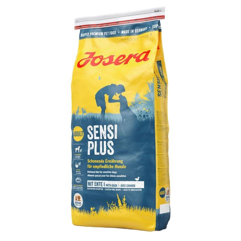 Josera SensiPlus 15 kg barība suņiem