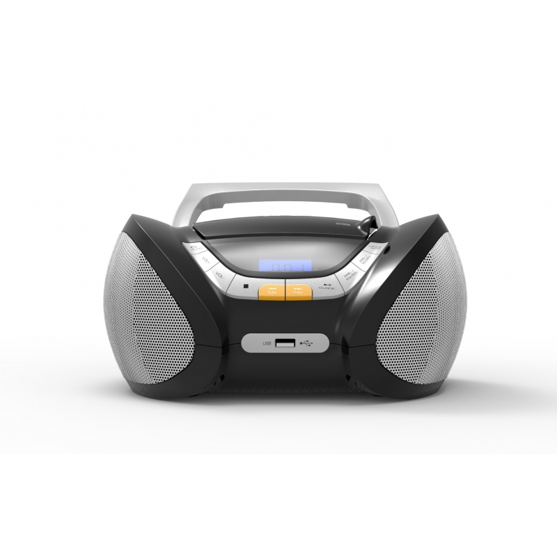 Manta BBX003 BT,CD,MP3,USB 5902510608637 T-MLX22778 MP3 atskaņotājs