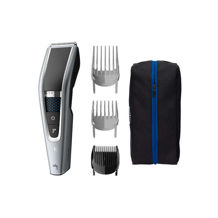 Philips Hairclipper series 5000 Mazgājama matu griešanas mašīna HC5630/15 matu, bārdas Trimmeris