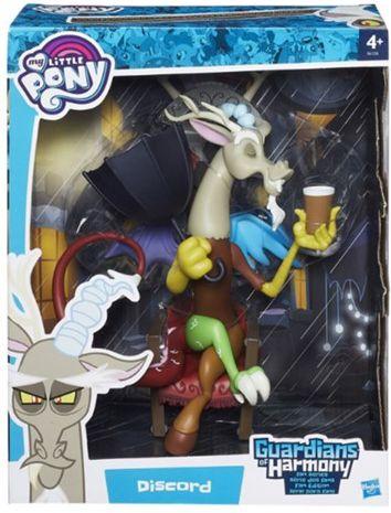 Hasbro My Little Pony Guardians of HarmonyB6328 Discord (B6328) bērnu rotaļlieta