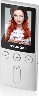 Odtwarzacz MP4 Hyundai MPC501GB8FMS HY-MPC501GB8FMS MP3 atskaņotājs