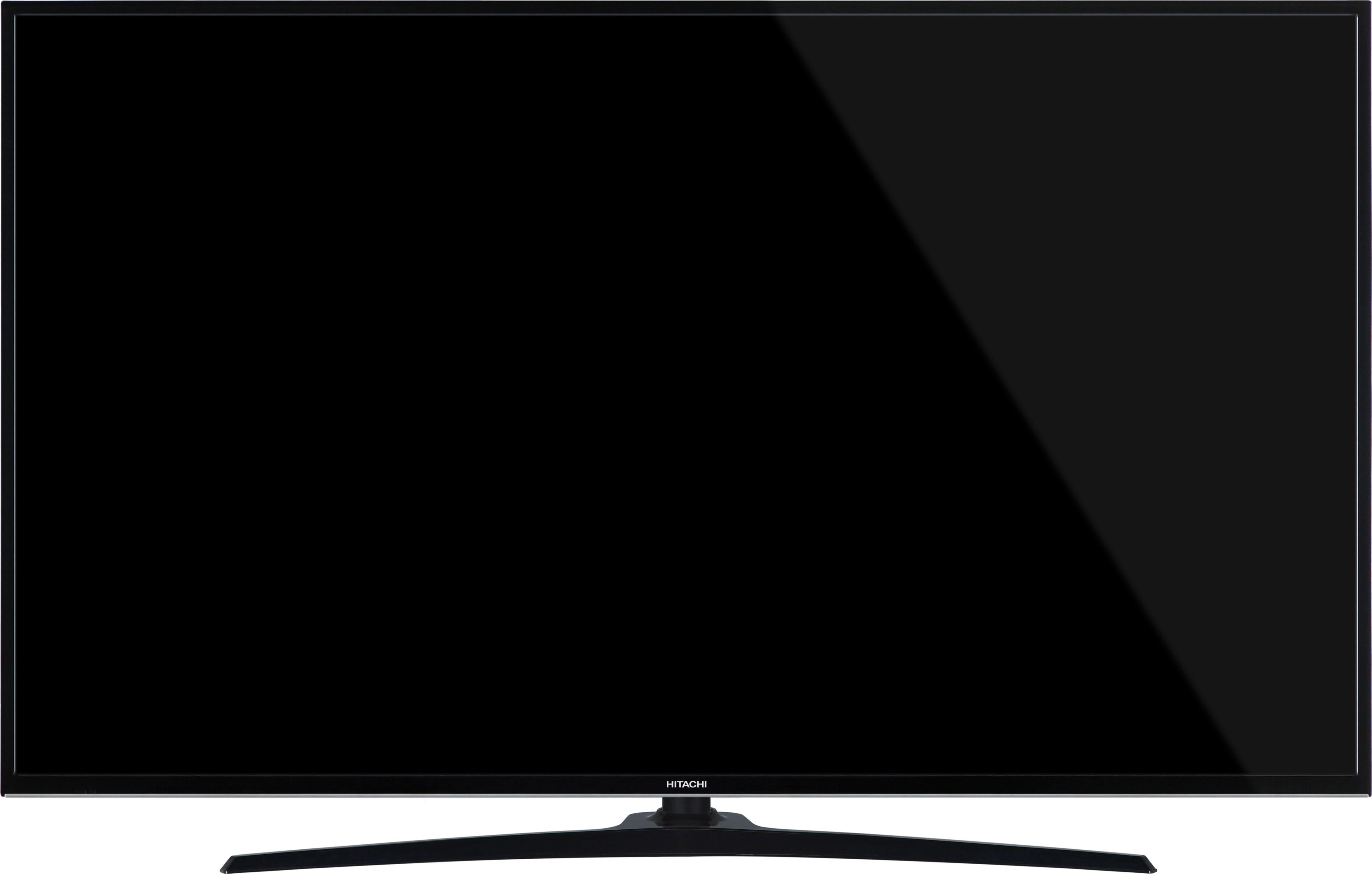 """Hitachi 43HE4000 43"""" (108 cm), Smart TV, Full HD LED, 1920 x 1080 pixels, Wi-Fi, DVB-S/S2, Black LED Televizors"""