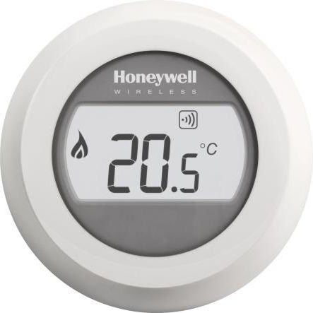Honeywell Wireless one-zone thermostat with sensor (T87RF2025)