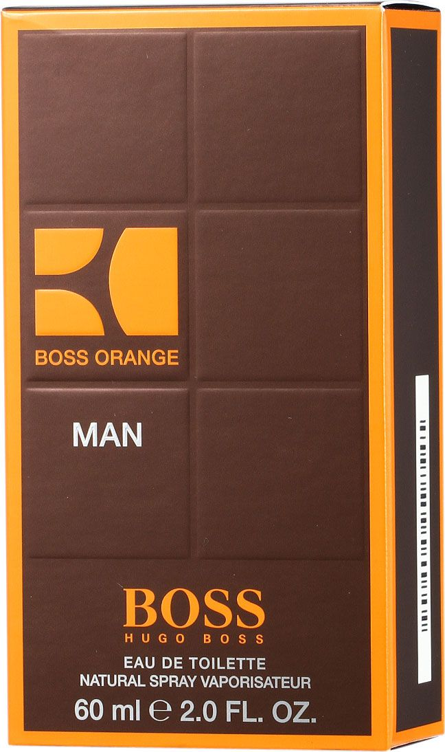 HUGO BOSS Orange EDT 60ml 6147998 Vīriešu Smaržas