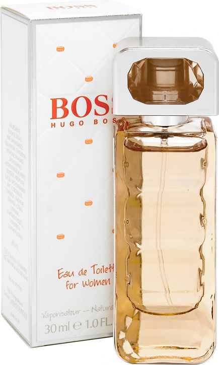HUGO BOSS Orange EDT 30ml 737052238050 Smaržas sievietēm