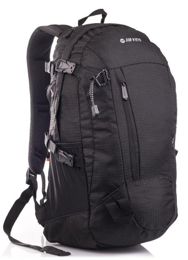 Hi-tec Felix 25L Black sports backpack Tūrisma Mugursomas