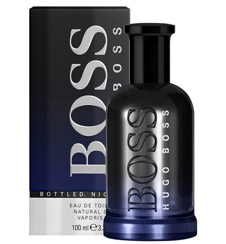 HUGO BOSS No.6 Night  EDT 200ml 737052488257 Vīriešu Smaržas
