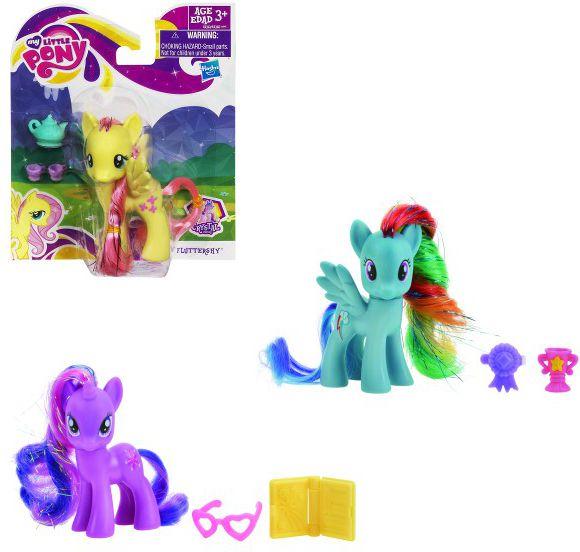 HASBRO MLP Kucyki podsta wowe bērnu rotaļlieta