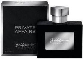 HUGO BOSS Baldessarini Private Affairs EDT 50ml 4011700915002 Vīriešu Smaržas