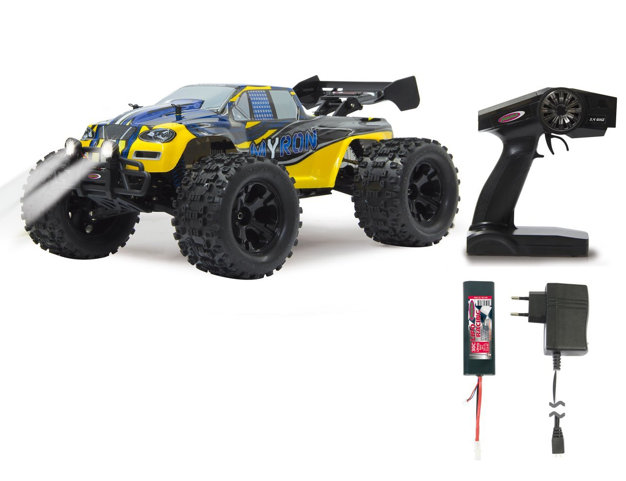 Jamara Myron Monstertruck - 053365 Radiovadāmā rotaļlieta