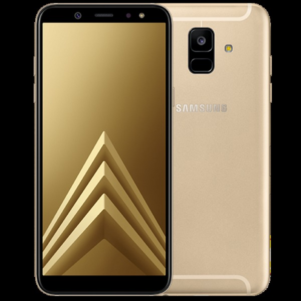 Samsung Galaxy A6 Plus 2018 32GB Android gold Mobilais Telefons