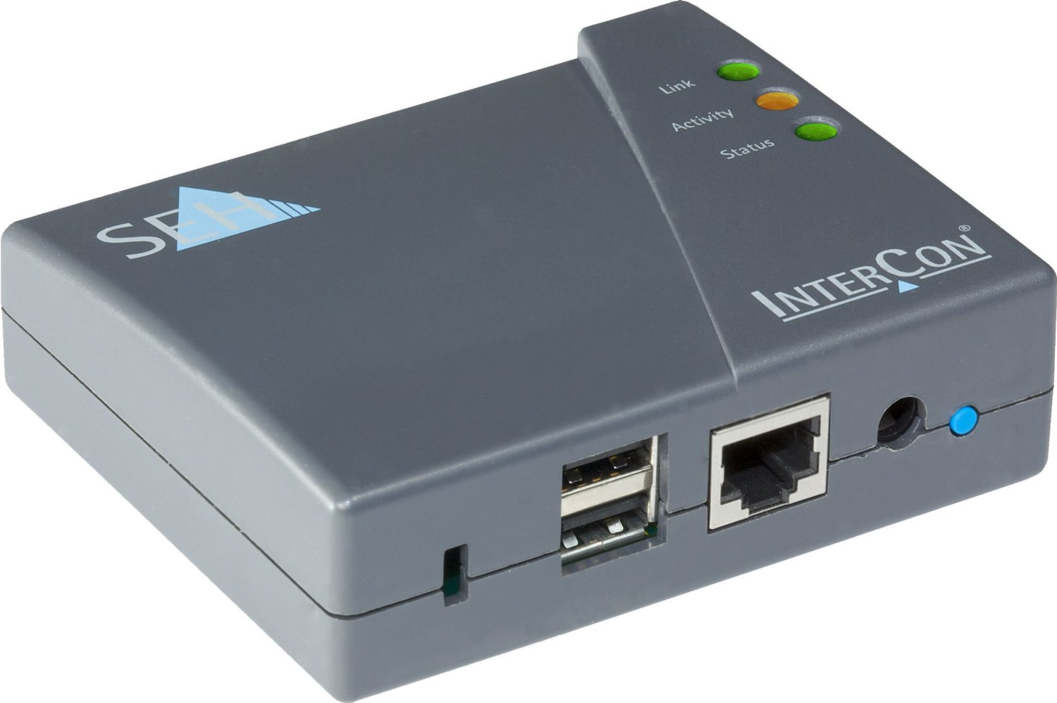 SEH PS03a Print server external USB 2.0 Printserveris
