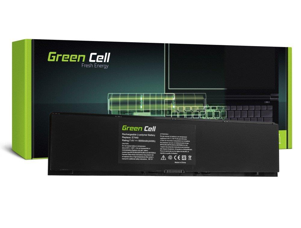 Green Cell Laptop Battery for Dell Latitude E7440 akumulators, baterija portatīvajiem datoriem