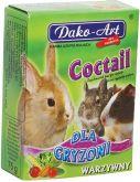 Dako-Art Coctail warzywny dla gryzoni 75g 6724