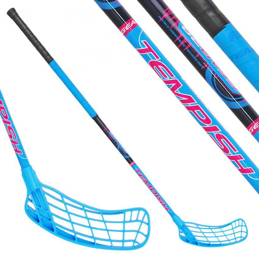 TEMPISH Kij do unihokeja Gear 29 lewy 102cm 13500010422-LFT102 Slidošanas un hokeja piederumi