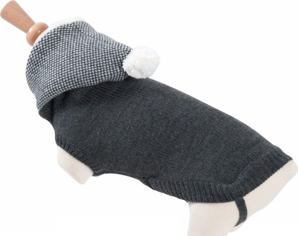 Zolux Sweterek z kapturem T40 kol. szary 1545077