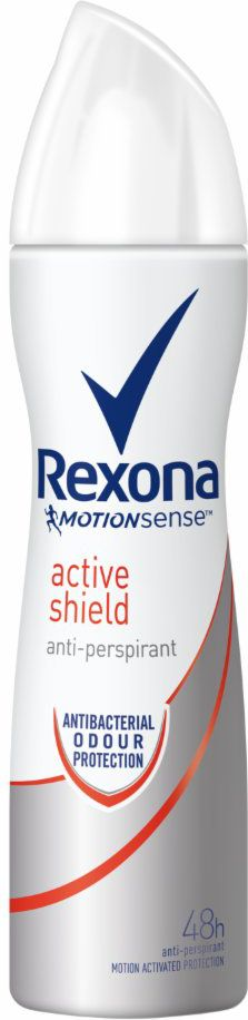 Rexona  Motion Sense Active Shield Antyperspirant w sprayu 150ml 663958