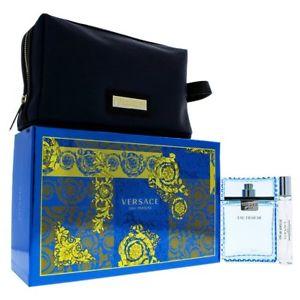 Versace  Edt 100 ml + Edt 10 ml + Cosmetic Bag 100