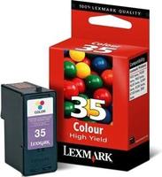 Lexmark 18C0035 Ink C/M/Y, 9ml kārtridžs