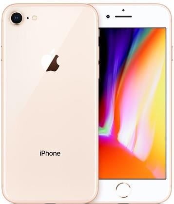 iPhone8 256GBGold Mobilais Telefons