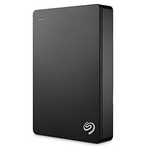 SEAGATE BackupPlus Port. 5TB HDD black Ārējais cietais disks