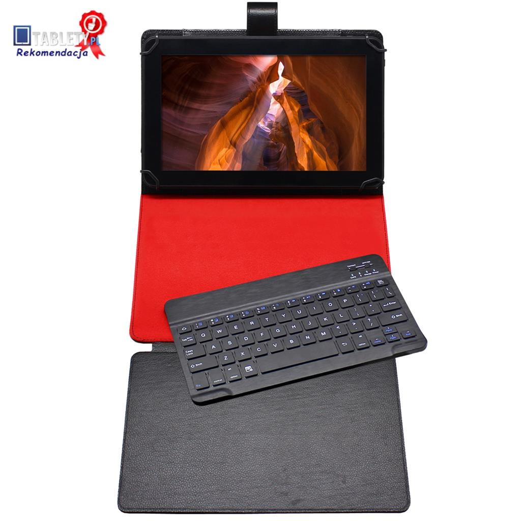 ART case + BLUETOOTH Keyboard for TABLET 10.1''  AB-110 soma foto, video aksesuāriem