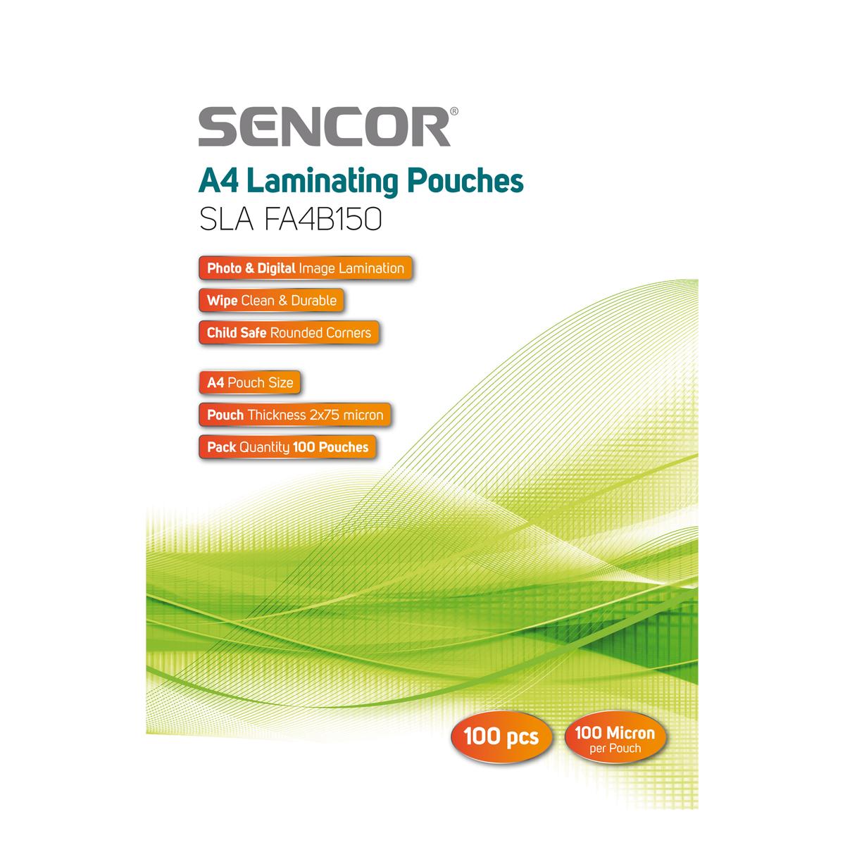 Sencor SLA FA4B150 Plēves laminēšanai laminators