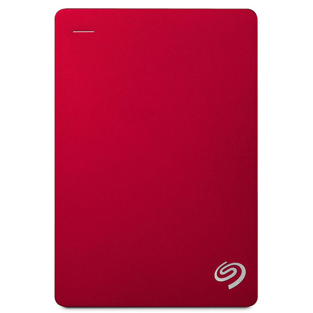 SEAGATE BackupPlus Portable 5TB HDD red Ārējais cietais disks