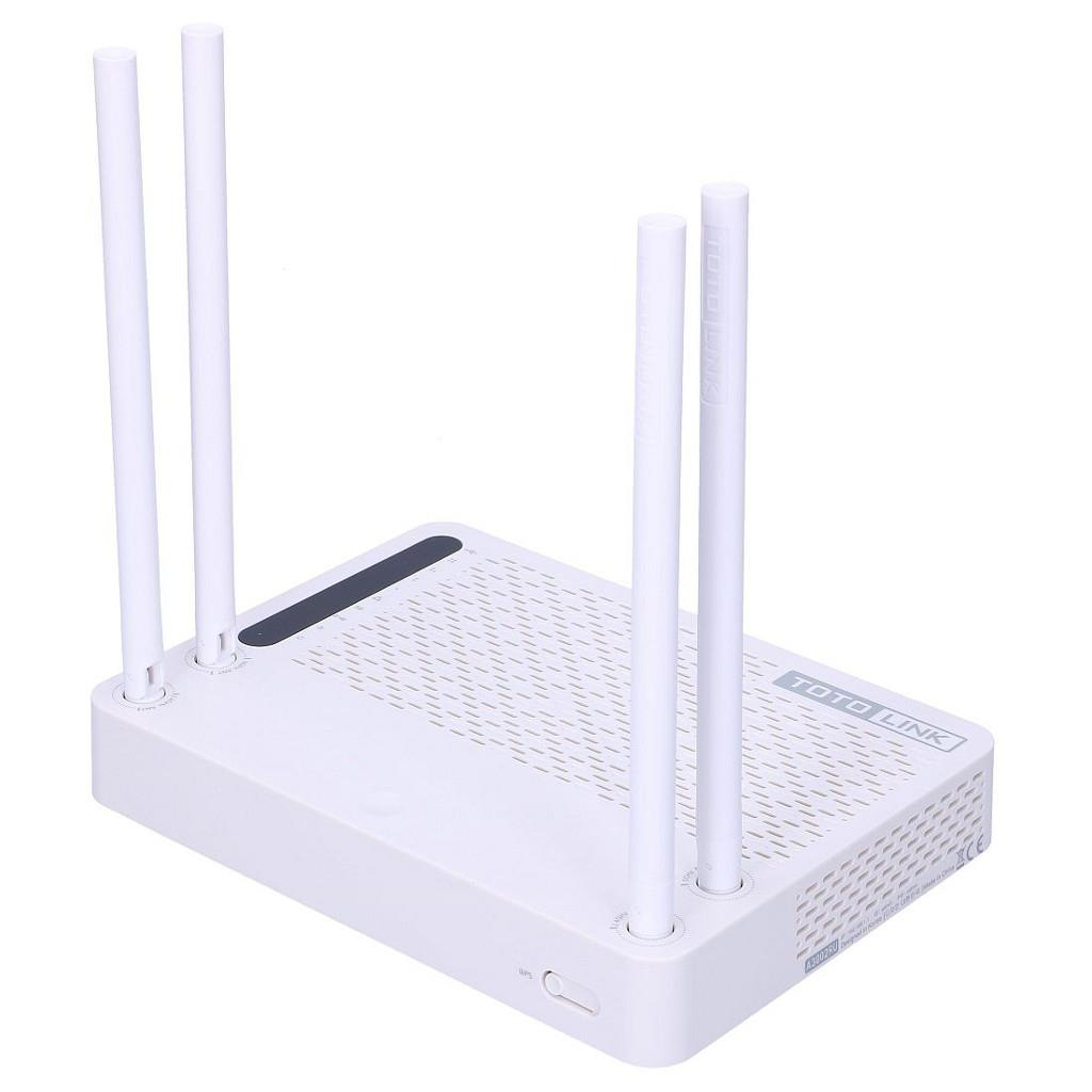 TOTOLINK A3002R 1167Mbps 2.4/5GHz 802.11ac Wireless Gigabit Router, USB 2.0